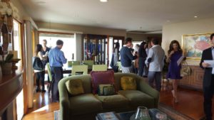 McMonigle Team Meeting At 461 Alta Vista