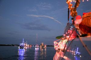 Newport Beach's 106th Christmas Boat Parade!